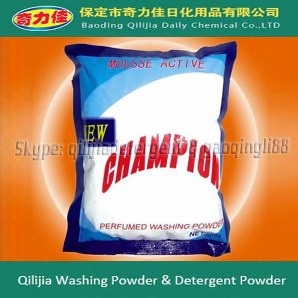 polvo detergente para la ropa