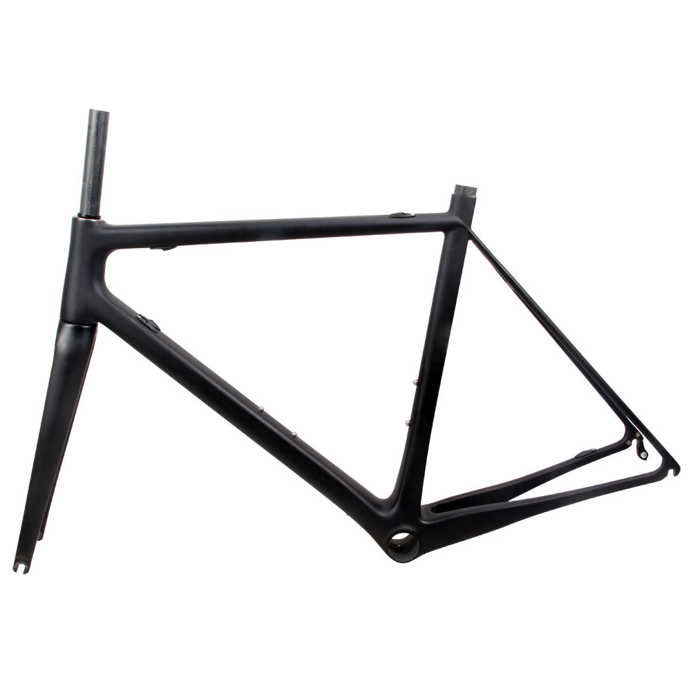 Qualified OEM Carbon fiber road bike frame