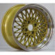 15*8.0 17*7.5 FORMULA MESH deep lip aluminum alloy wheel from China factory with good quality and certificate JWL/TS16949/VIA