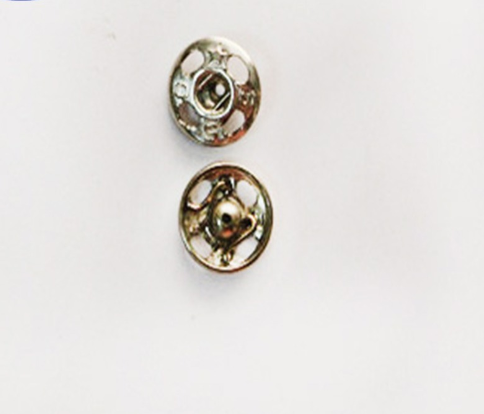 High quality metal press stud button