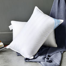 Double Stitching All Season standard size Custom Wholesale Pillows