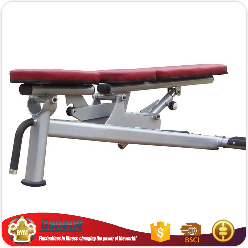 Newest Adjustable Decline Bench Flat Weight Bench For Wholesales