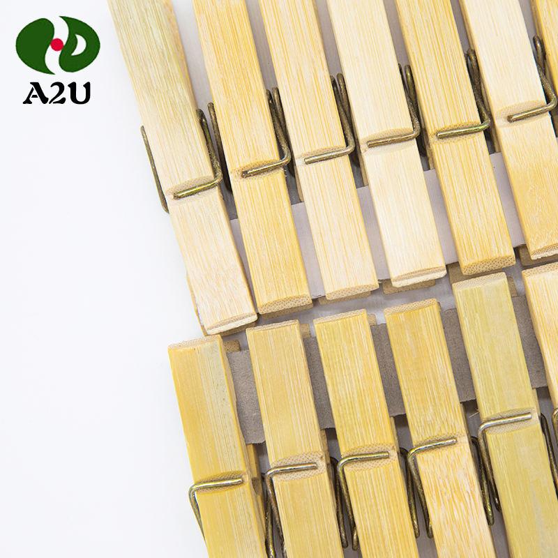 Высокое качество китайских одежда висит деревянные колышки