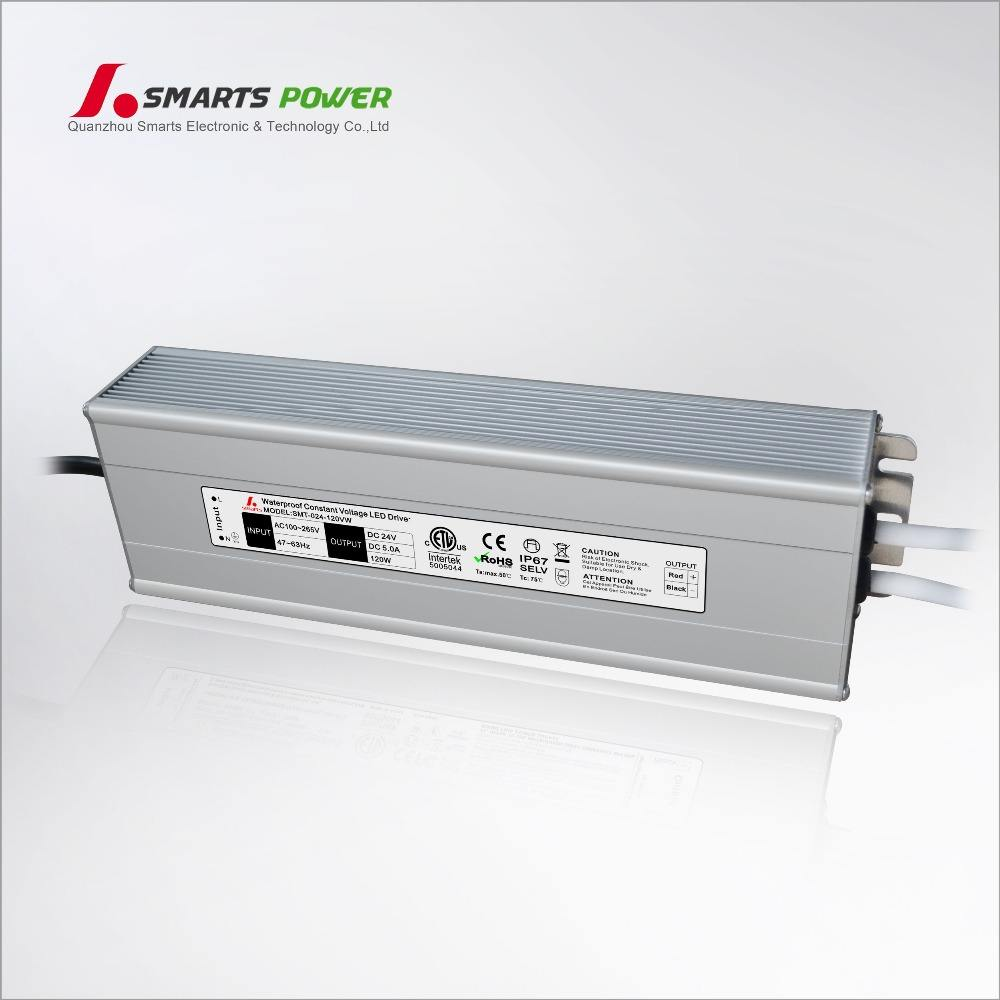 waterproof cob led driver constant current 100 watts 1200ma