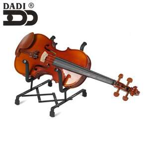 Dadi groothandel Musical stand instrument Opvouwbare Custom viool stand