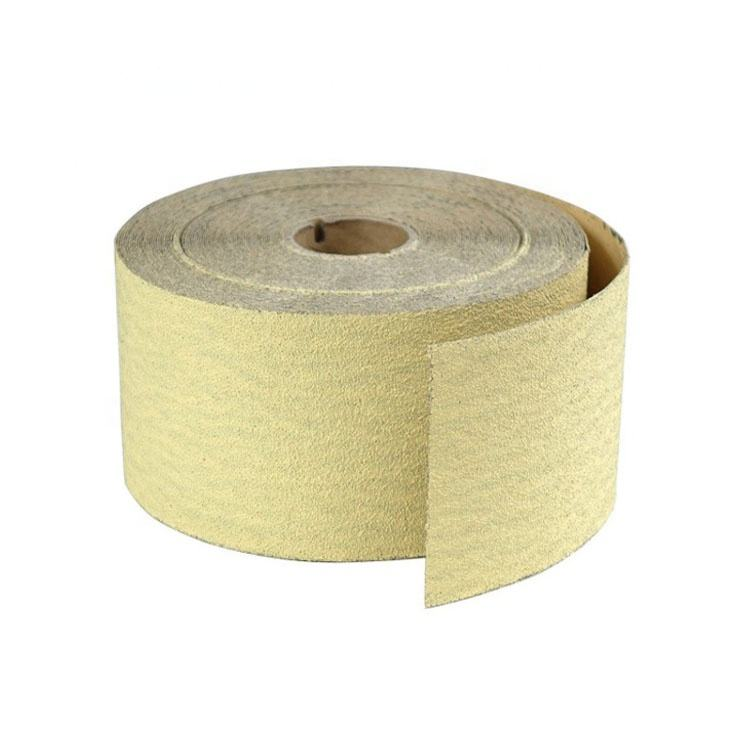 SATC Abrasive Polishing Sandpaper Roll Abrasive Cloth Roll Sand Roll