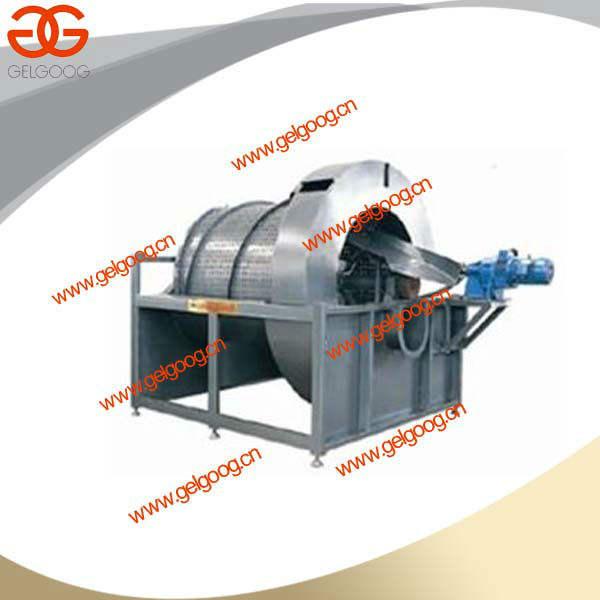 Stone Cleaning Machine|Stone Removal Machine for Potato, Cassava, Sweet Potato etc.|Starch Machine