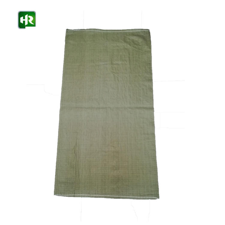 pp woven bags 50kg best-selling garbages sand durable recycle tear resistant