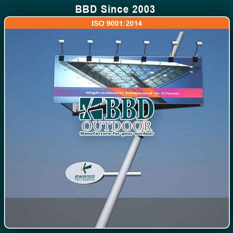 安定した建設広告ベストセラー看板構造