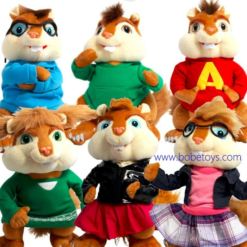 Chipmunks <span class=keywords><strong>alvin</strong></span> costume della mascotte