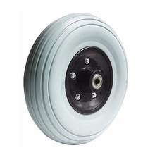 Small PU Foam solid kids stroller wheel for tricycle