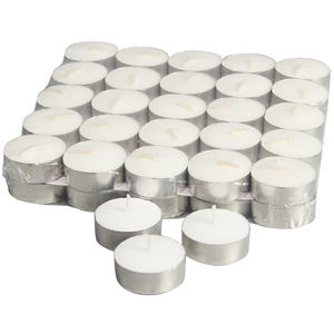 Cheap 100 pack tealight candles unscented
