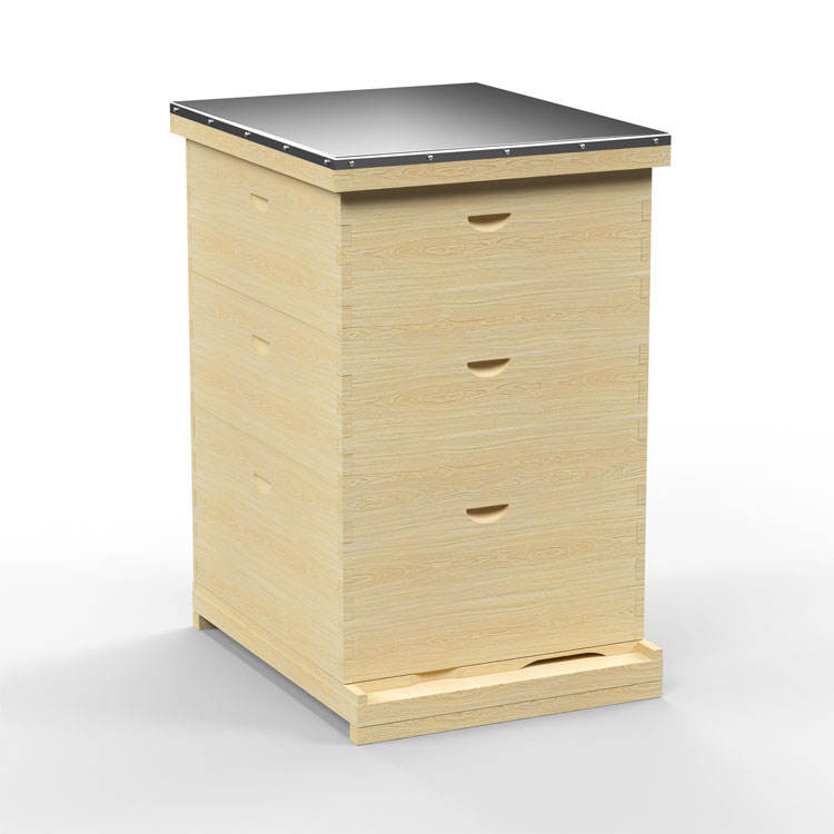 Beekeeping wood 10 frames Langstroth Beehive /bee hive Box for sale