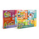 Mideer Jigsaw Puzzle,Animals&Traffic&Four seasons&Fairy Tale Town Puzzle