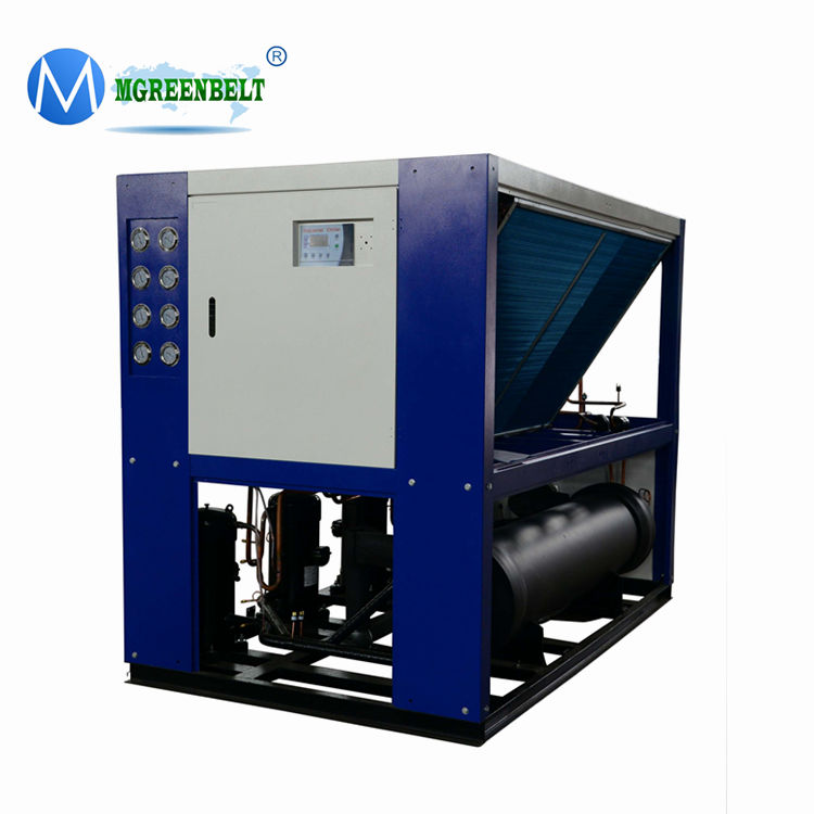 Scroll Type 40hp 100KW Air Cooled Water Chiller Price Malaysia