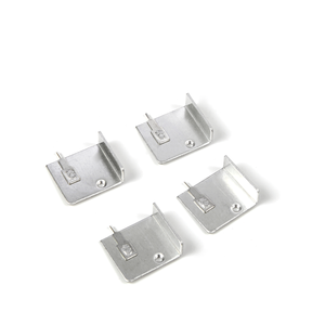 Custom Metal Stamping Pressed Parts Manufacturer, Aluminum Sheet Small Metal Stamping Parts