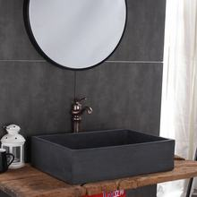 China wholesale concrete wash basin sink
