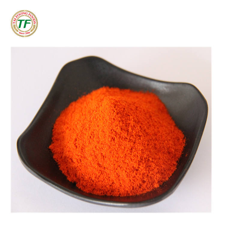 high quality hot red korean chili pepper powder for kimchi