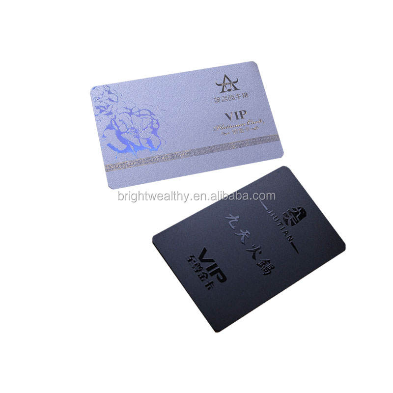 China factory competitive price custom & frosted embossed printed PVC 3d pop up card for business laser cutting machine