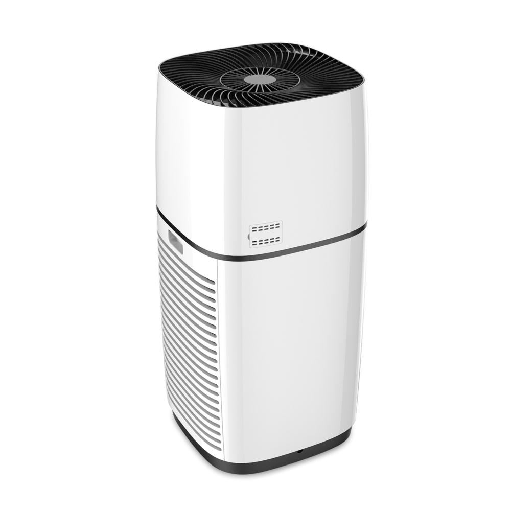 Mini [ Ozone Mini Purifier ] Manufacturer Low Price Green Leaf Ozone Mosquito Killer Home Mini Hepa Air Purifier Night Light Device