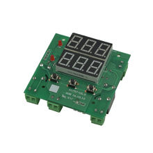 Temperature and humidity controller digital thermostat control board for incubator