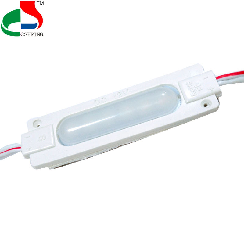 Waterproof 2W ODM OEM DC12V White Blue Green LED modules