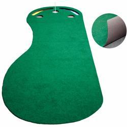 Par 3 Golf Putting Green Mat