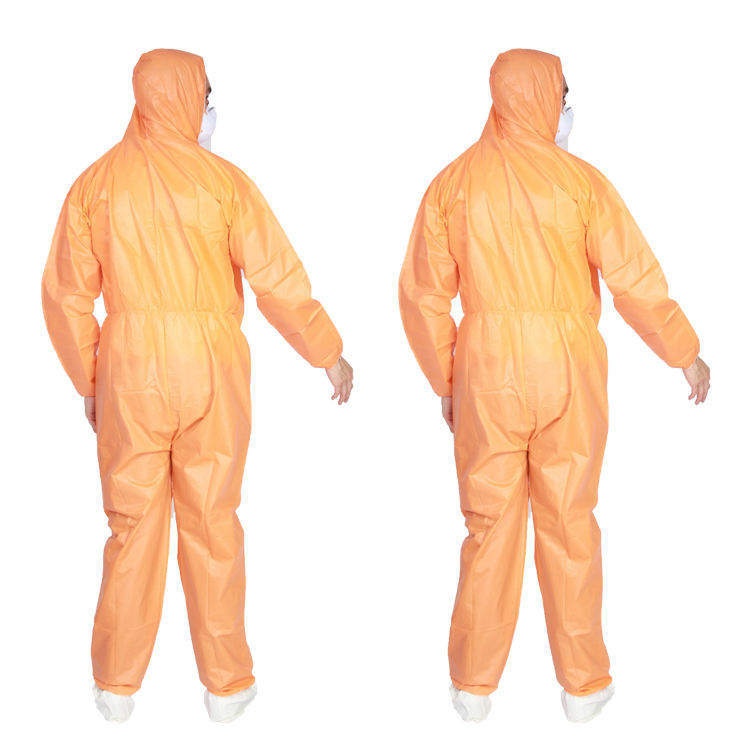safety working workwear coverall