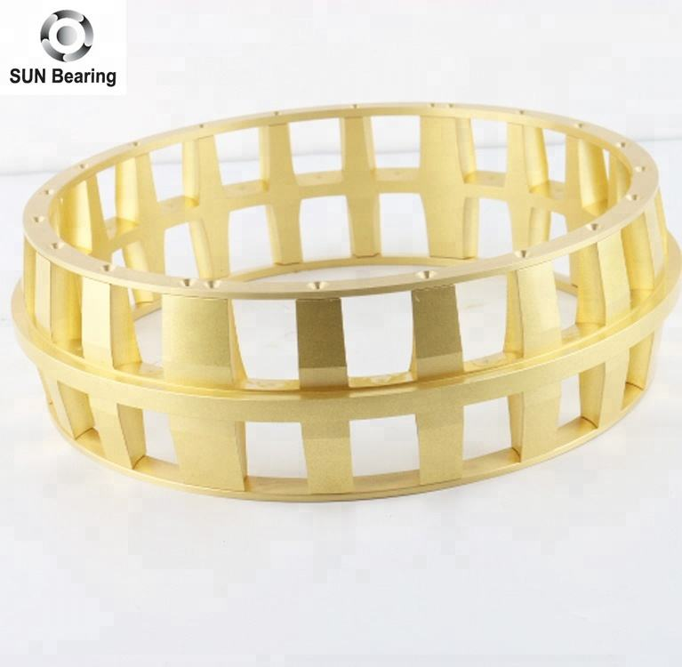 Customized Bearing Cage Brass Cage