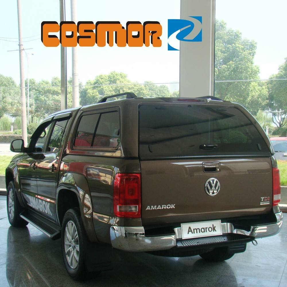 ABS pick up canopy, FRP Hard Top for Amarok