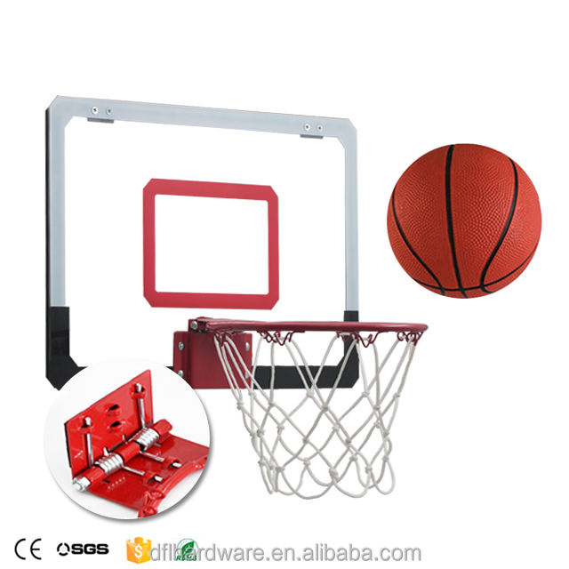 Office Mini Basketball Hoops for Kids Break-away Rim for Sale