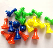 Pawn/ chess plastic game pieces for board game/card game and other games accessories DHL free shipping