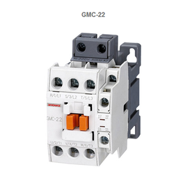 GMC-22 GMC MC magnetic contactor 3P AC 440V with red copper coil controlled by AC220 single phase for overload industrial use