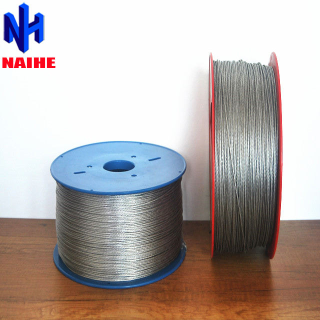 1.6S aluminum stranded alloy wire manufacturer 0.5MMX7LINE