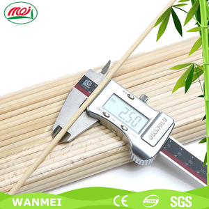 High quality eco-friendly disposable bamboo skewer/sticks