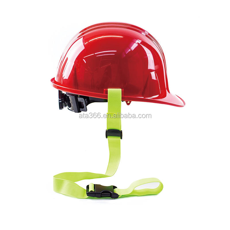 Custom Safety Helmet Lanyard With plastic Clip Elastic Safety Lanyard With Customized Logo