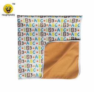 Naughtybaby waterproof non-slip high chair splat mat anti slip floor mat baby children outdoor play mat