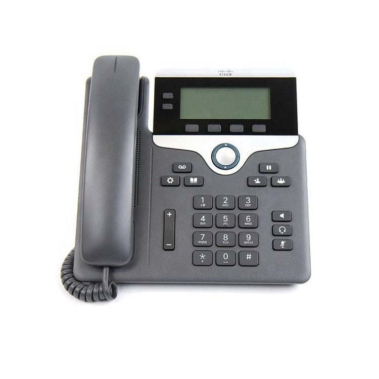 IP<span class=keywords><strong>電話</strong></span>7821 SIP VoIP CP-7821-K9オリジナル新品