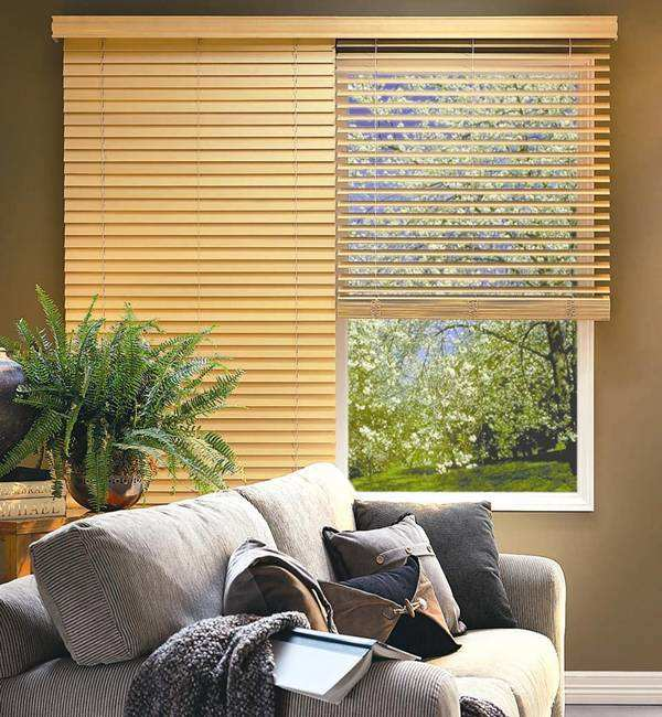 Handmade Durable Bamboo and Wooden Blinds roller blinds bamboo blinds