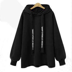 OEM Service Plain custom crop hoodie women