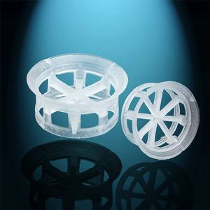 High Capacity Plastic Filter Media Cascade Mini Ring