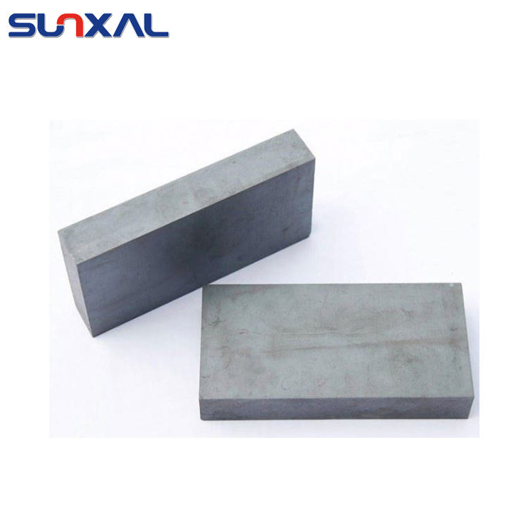 Hot Selling grade 3 ferrite magnet block
