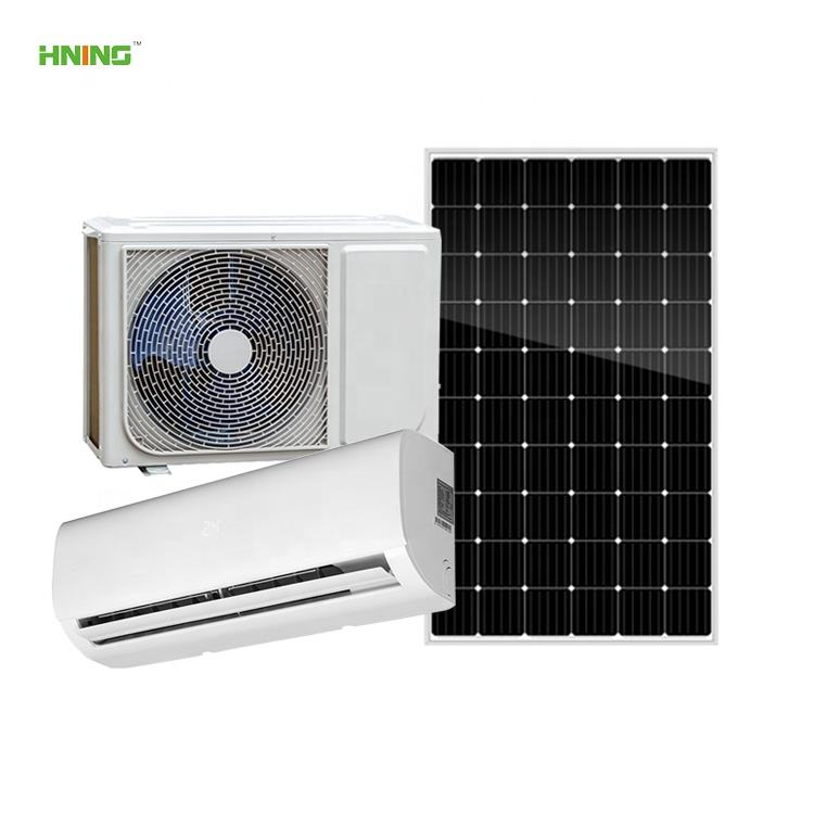 Professional factory direct conditioning conditioners on grid split wall mounted type solar air conditioner