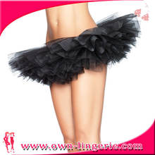 Sexy women/ladies tutu skirt for dancing and party