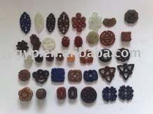 jade pieces, natural jade beads, jade carving