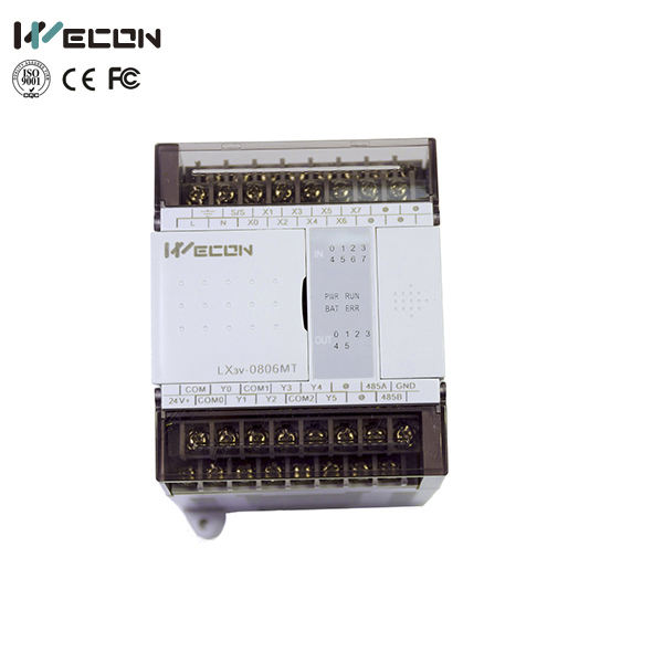 Industrial Controls Plc Multi-Port temperature unit PLC Programming