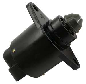 Kinerja Tinggi Universal Idle Chatter Stepper Motor Suku Cadang Mobil Idle Air Control Valve 17112966 02851