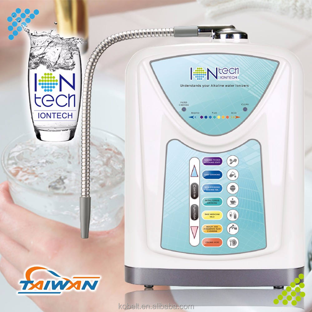 IT-580 Iontech brand Taiwan made Basic Alkaline Water Ionizator