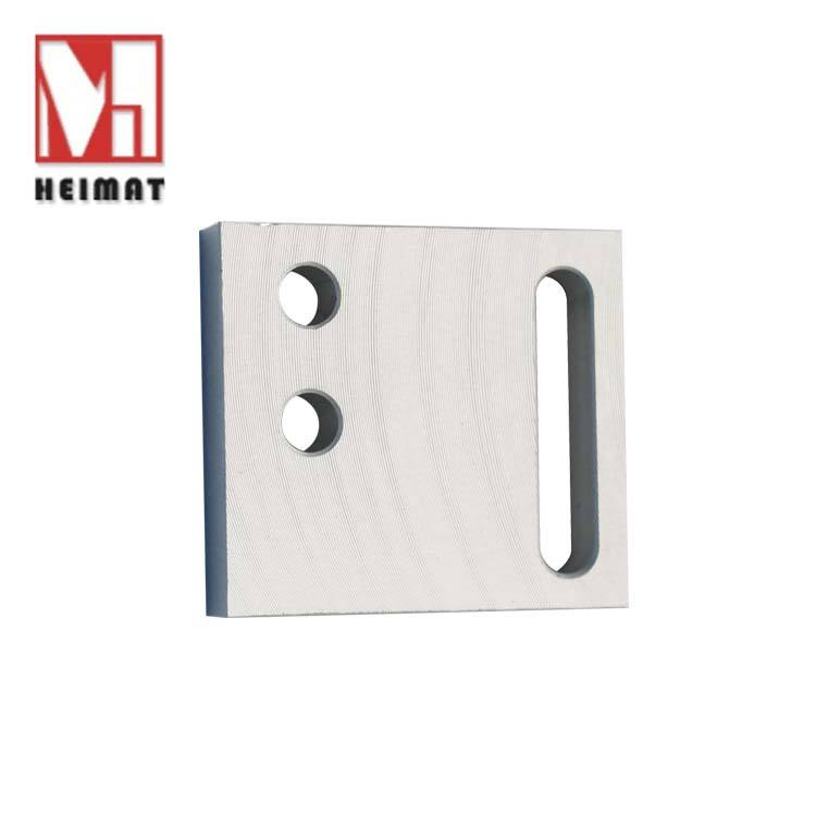 New China products customized anodized aluminum turning parts for furniture
