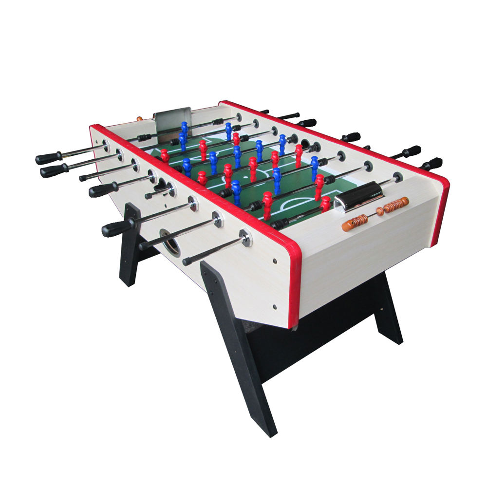 Modern Style Custom MDF Foosball Soccer Table for sale